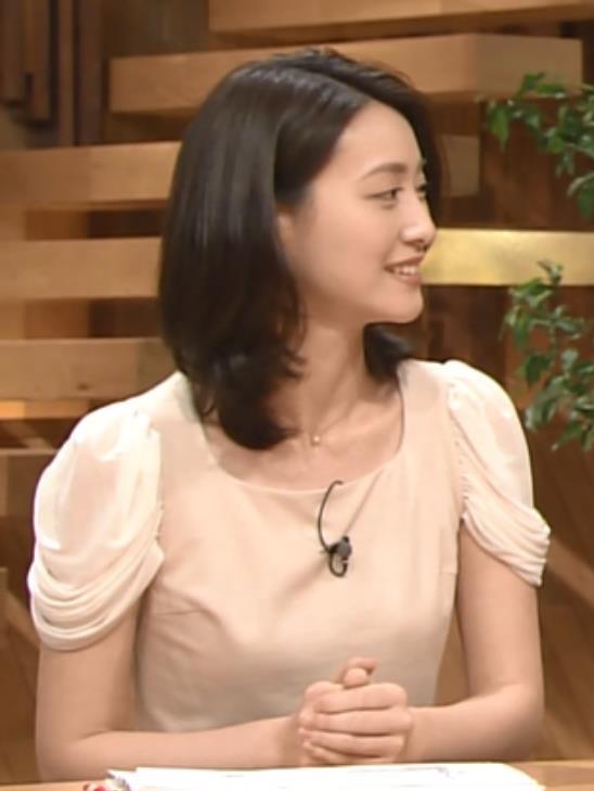小川彩佳  (報道ステーション 20140618)キャプ・エロ画像4