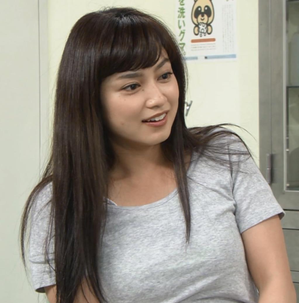 平愛梨 横乳キャプ・エロ画像8