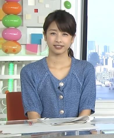 加藤綾子 キス&抱きつきキャプ・エロ画像3
