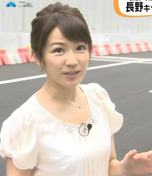 長野美郷 胸ちらキャプ・エロ画像2