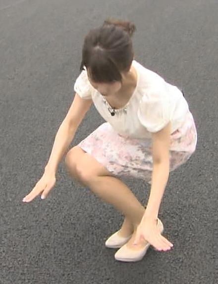 長野美郷 胸ちらキャプ・エロ画像3