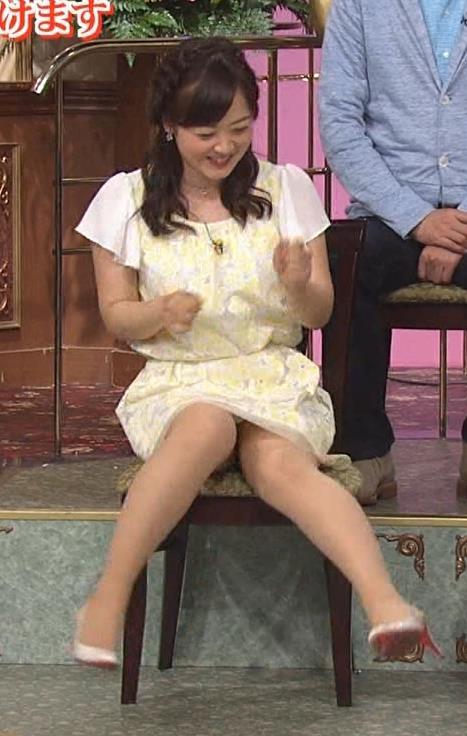水卜麻美 ミニスカートキャプ・エロ画像
