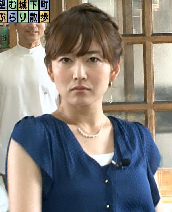 狩野恵里 胸ちらキャプ・エロ画像5