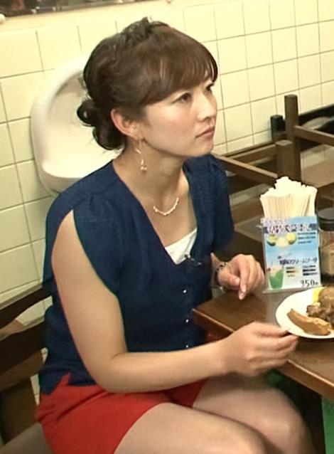 狩野恵里 胸ちらキャプ・エロ画像6