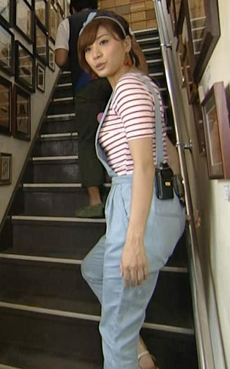 大島麻衣 横乳キャプ・エロ画像2