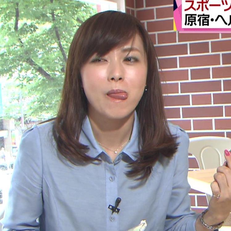 伊藤綾子 舌 (news every 20140705)キャプ・エロ画像