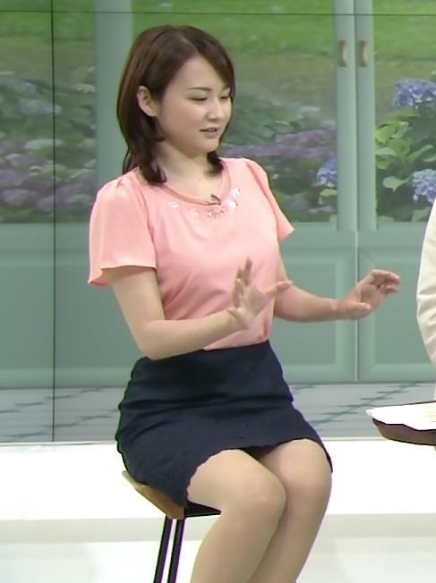 滝本沙奈 太ももキャプ・エロ画像