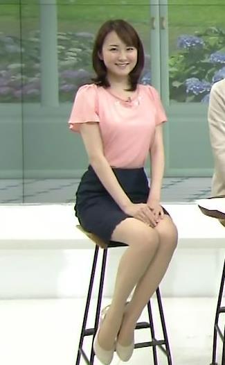 滝本沙奈 太ももキャプ・エロ画像2