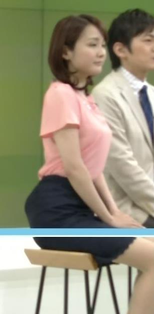 滝本沙奈 太ももキャプ・エロ画像6