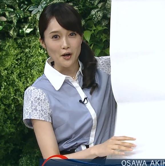 大澤亜季子 胸ちらキャプ・エロ画像2