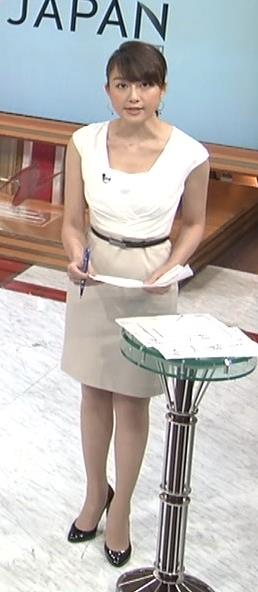 大島由香里 衣装キャプ・エロ画像5