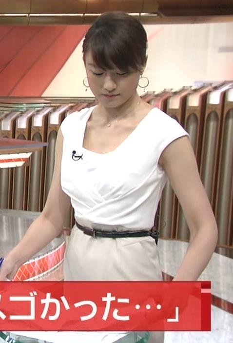 大島由香里 衣装キャプ・エロ画像6