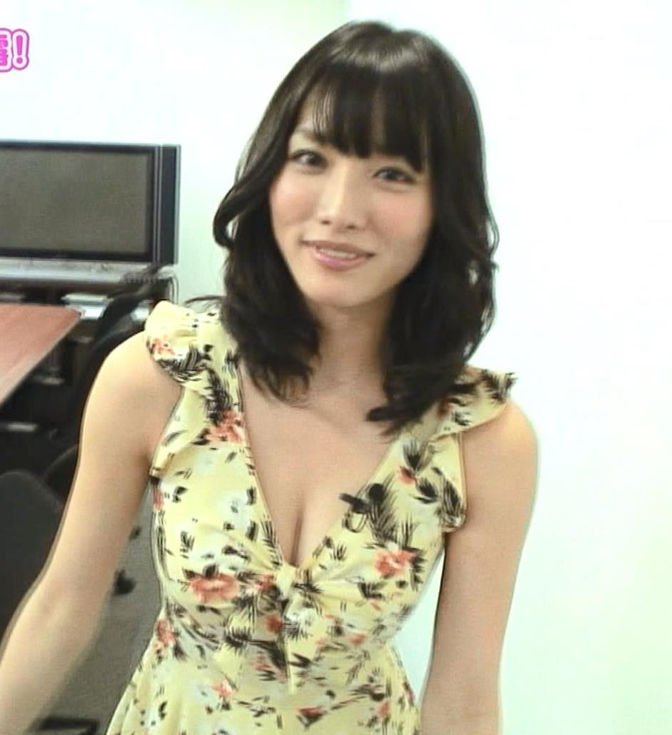 今野杏南 おっぱいキャプ・エロ画像3