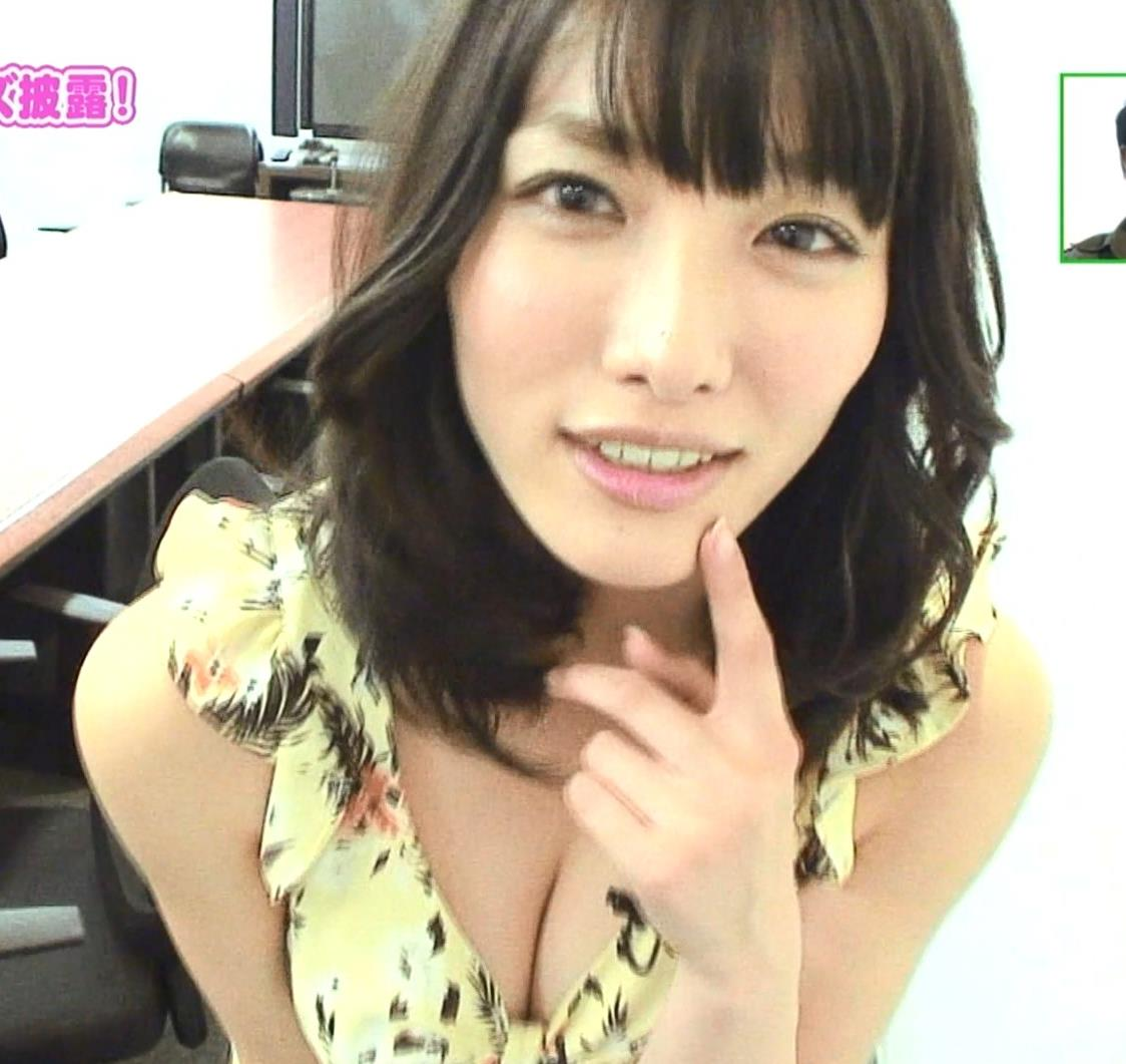 今野杏南 おっぱいキャプ・エロ画像5