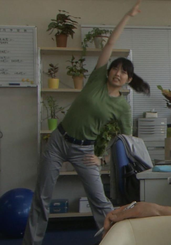佐藤めぐみ おっぱいキャプ・エロ画像5