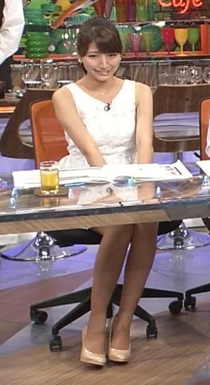 三田友梨佳 ミニスカートキャプ・エロ画像3