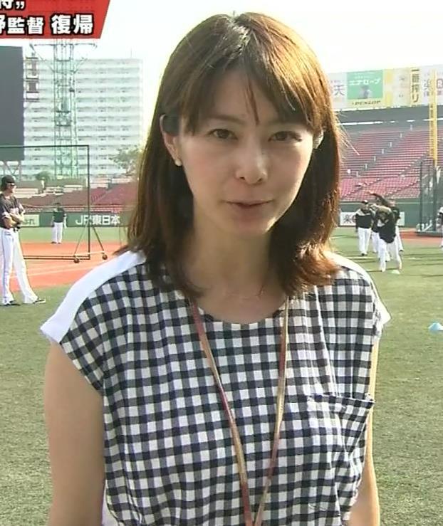 杉浦友紀 横乳キャプ・エロ画像3