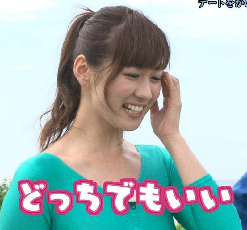 中村葵 水着キャプ・エロ画像6