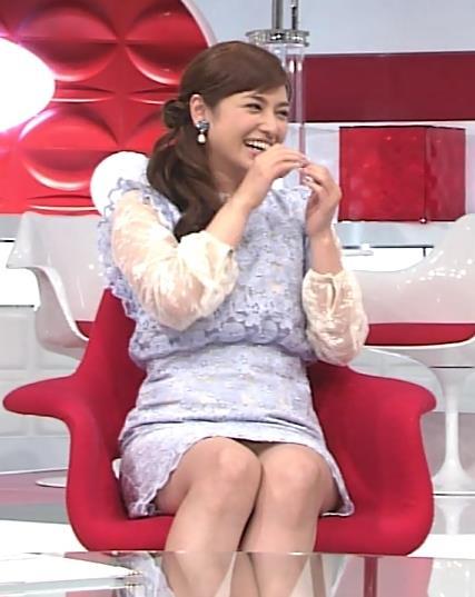 平愛梨 太ももキャプ・エロ画像5
