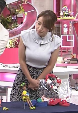 大沢あかね 爆乳キャプ・エロ画像3