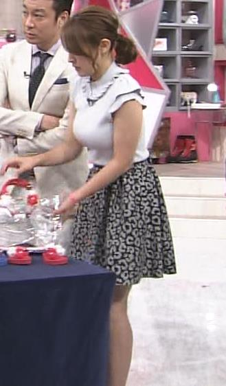 大沢あかね 爆乳キャプ・エロ画像4