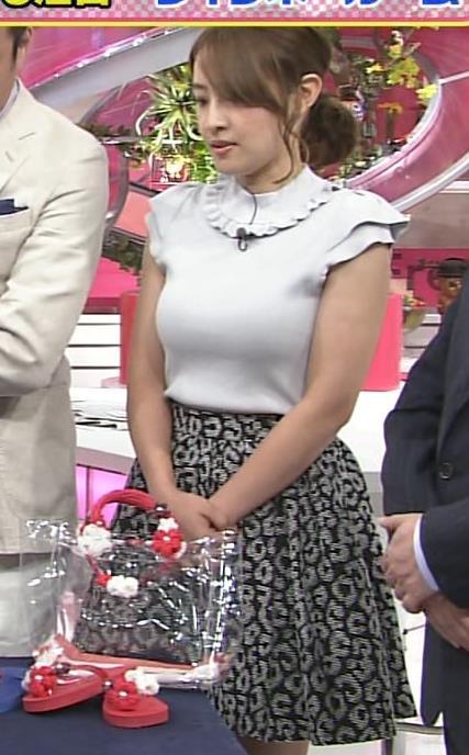 大沢あかね 爆乳キャプ・エロ画像5
