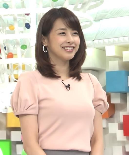 加藤綾子 おっぱいキャプ・エロ画像5