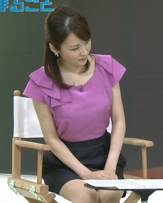 滝本沙奈 美脚キャプ・エロ画像2