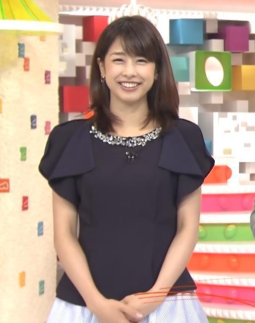 加藤綾子 胸ちらキャプ・エロ画像5