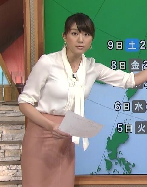 大島由香里  白いシャツキャプ・エロ画像2