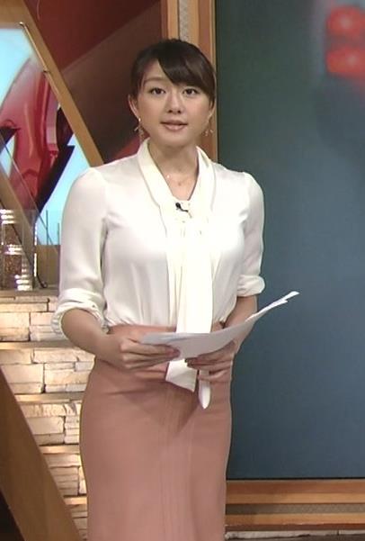 大島由香里  白いシャツキャプ・エロ画像3