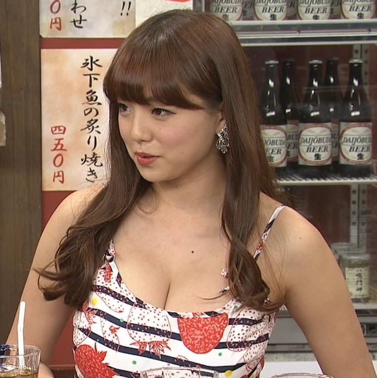 篠崎愛 おっぱいキャプ・エロ画像4