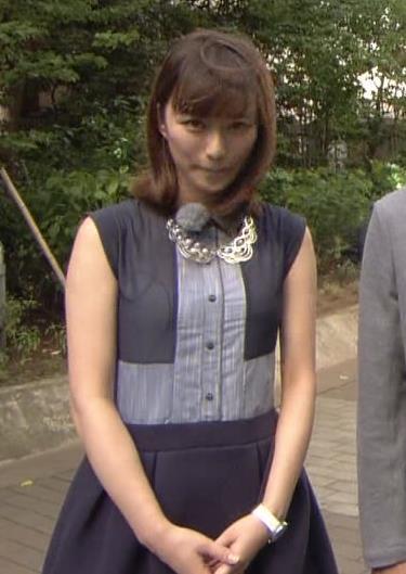 枡田絵理奈 タイトな服キャプ・エロ画像2