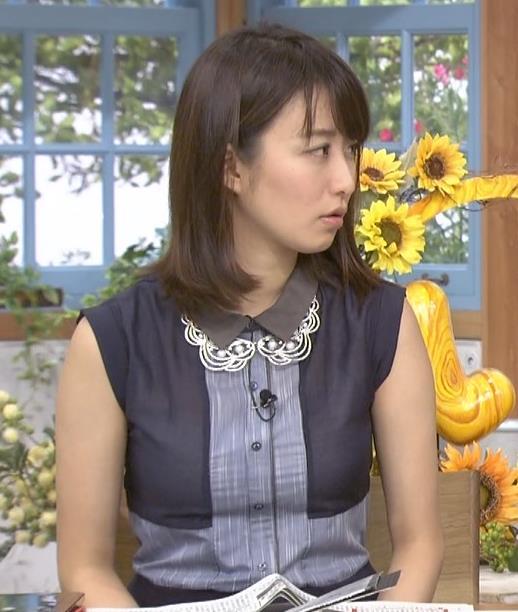 枡田絵理奈 タイトな服キャプ・エロ画像3