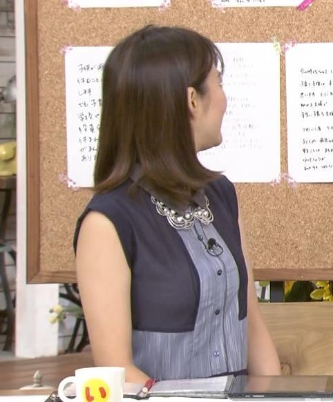 枡田絵理奈 タイトな服キャプ・エロ画像5
