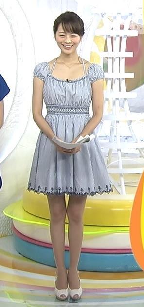 高見侑里 胸元キャプ・エロ画像3