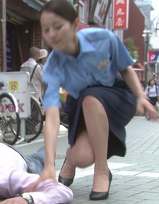 堀北真希 ミニスカートキャプ・エロ画像5