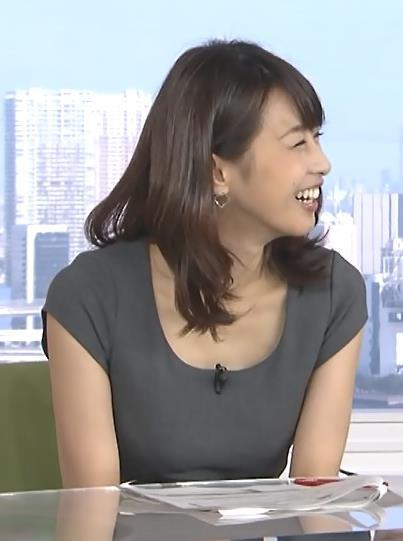 加藤綾子 ワンピースキャプ・エロ画像6