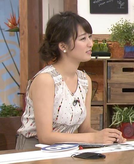枡田絵理奈 横乳キャプ・エロ画像4