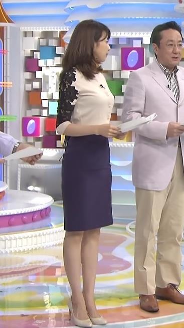 加藤綾子 スタイル抜群キャプ・エロ画像3