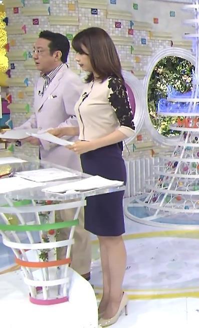 加藤綾子 スタイル抜群キャプ・エロ画像5