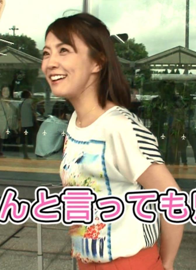 小林麻耶 太ももキャプ・エロ画像2