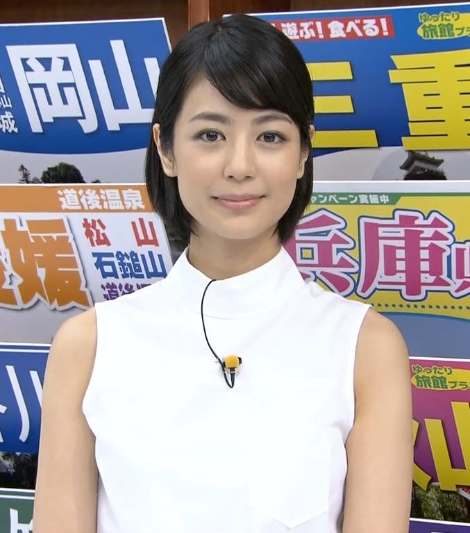 夏目三久 タイトスカートキャプ・エロ画像4