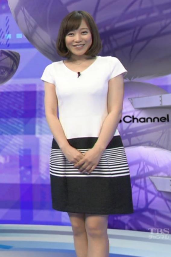 江藤愛 ふくらみキャプ・エロ画像2