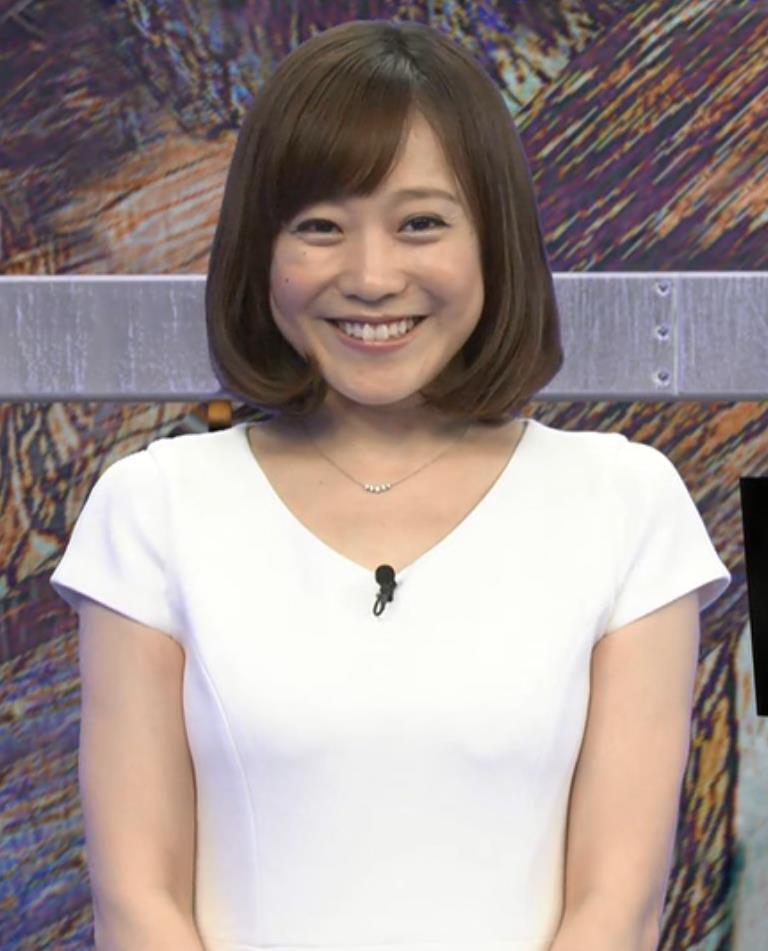 江藤愛 ふくらみキャプ・エロ画像3
