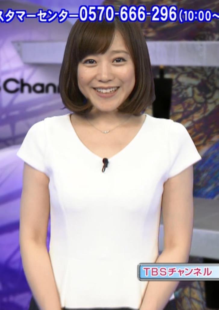 江藤愛 ふくらみキャプ・エロ画像8
