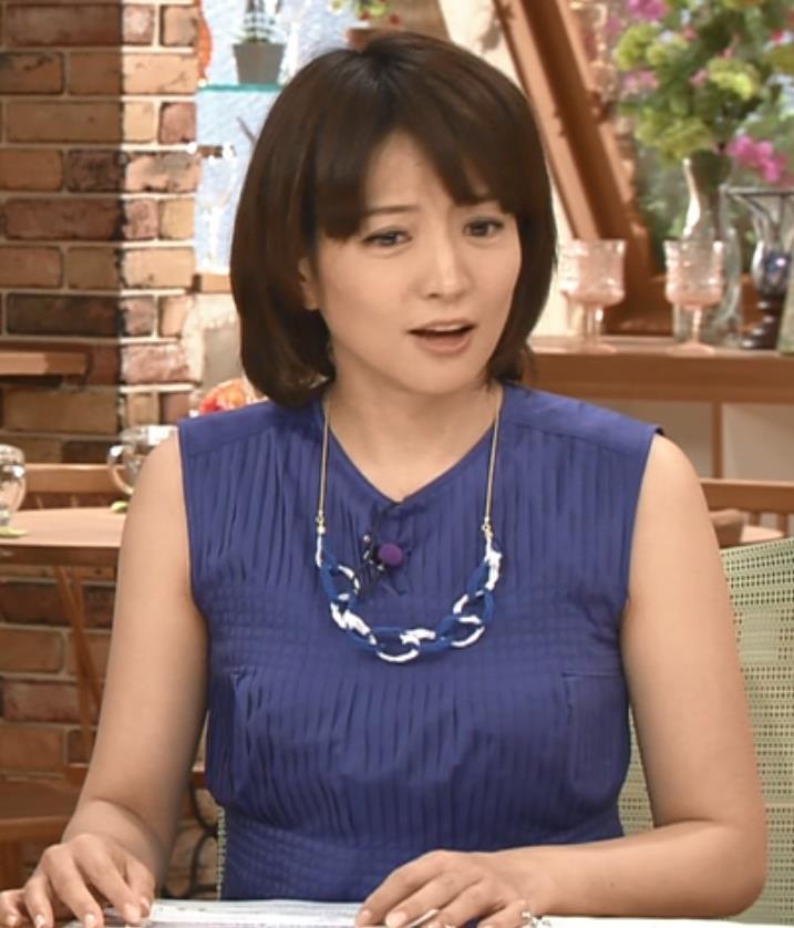 赤江珠緒 ノースリーブキャプ・エロ画像3