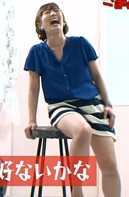 狩野恵里 太ももキャプ・エロ画像3