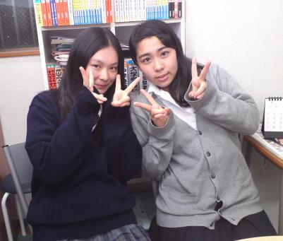 内山さん、齋藤さん
