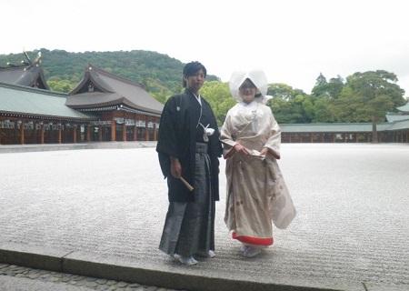 5-22 橿原神宮